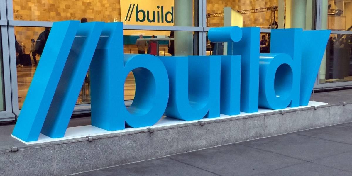 Sigue con nosotros la keynote de Build 2016