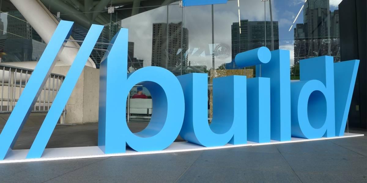 Microsoft anuncia eventos locales BUILD