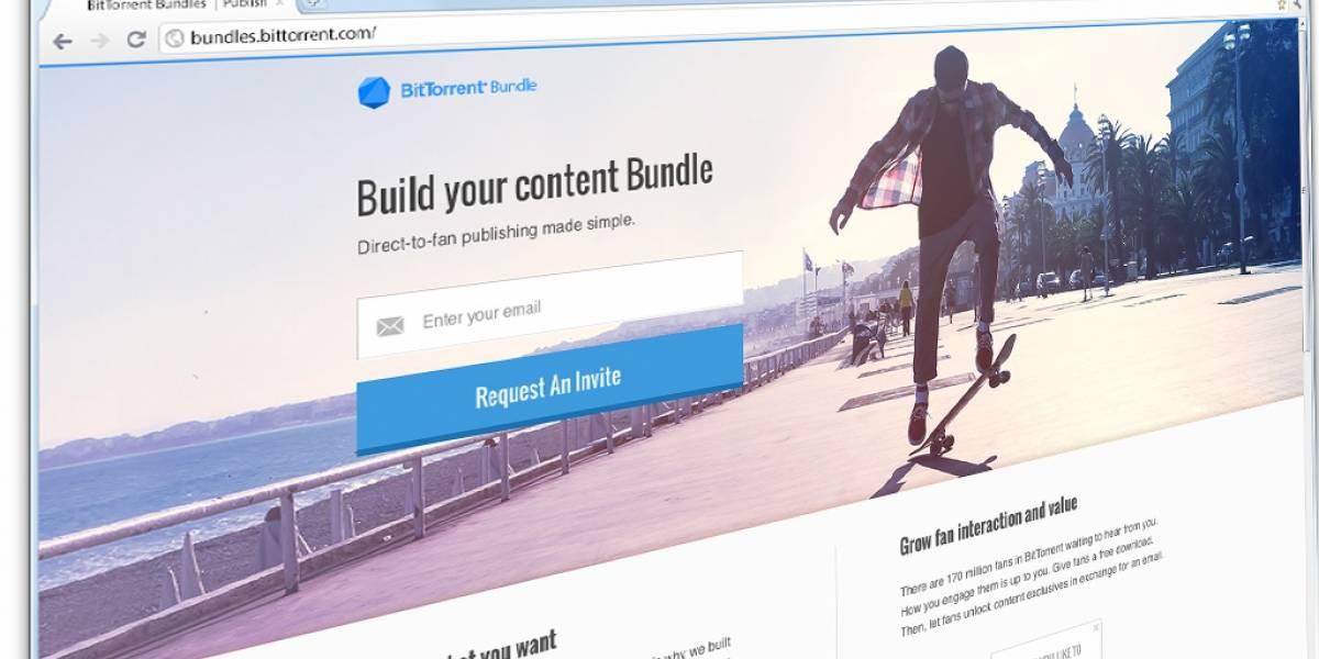 BitTorrent ofrecerá sistema para que artistas publiquen torrents