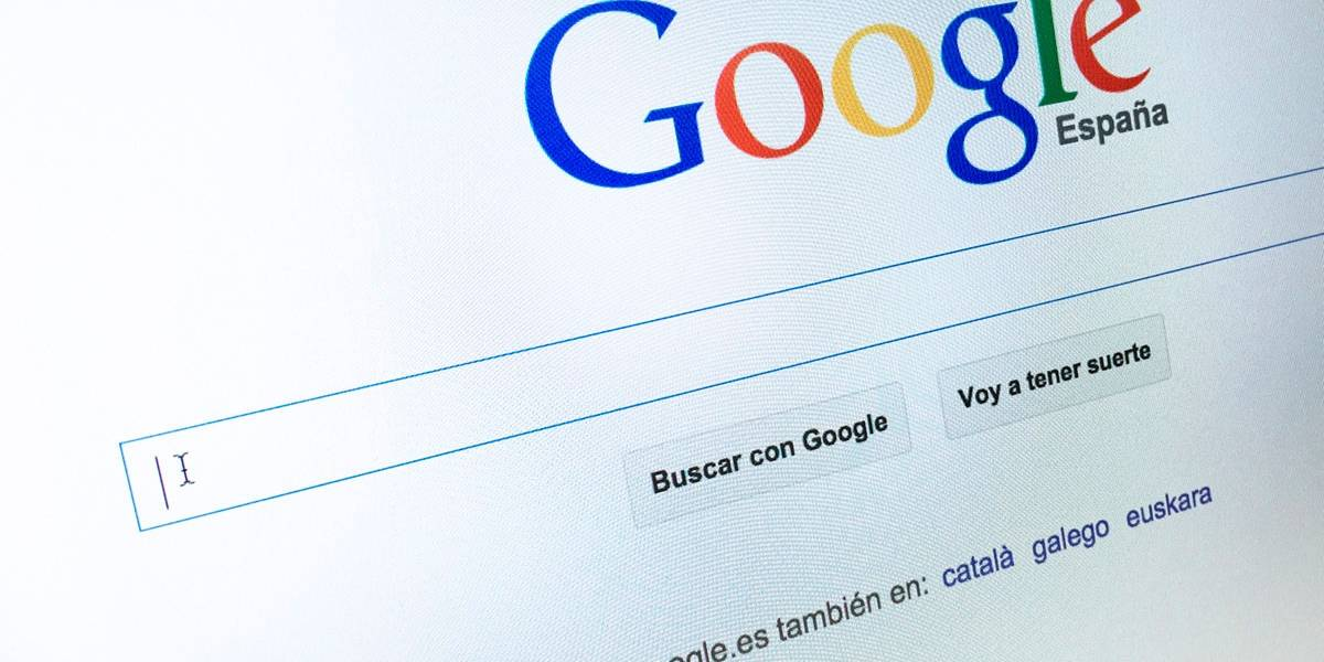Por un minuto Google.com cambió de dueño