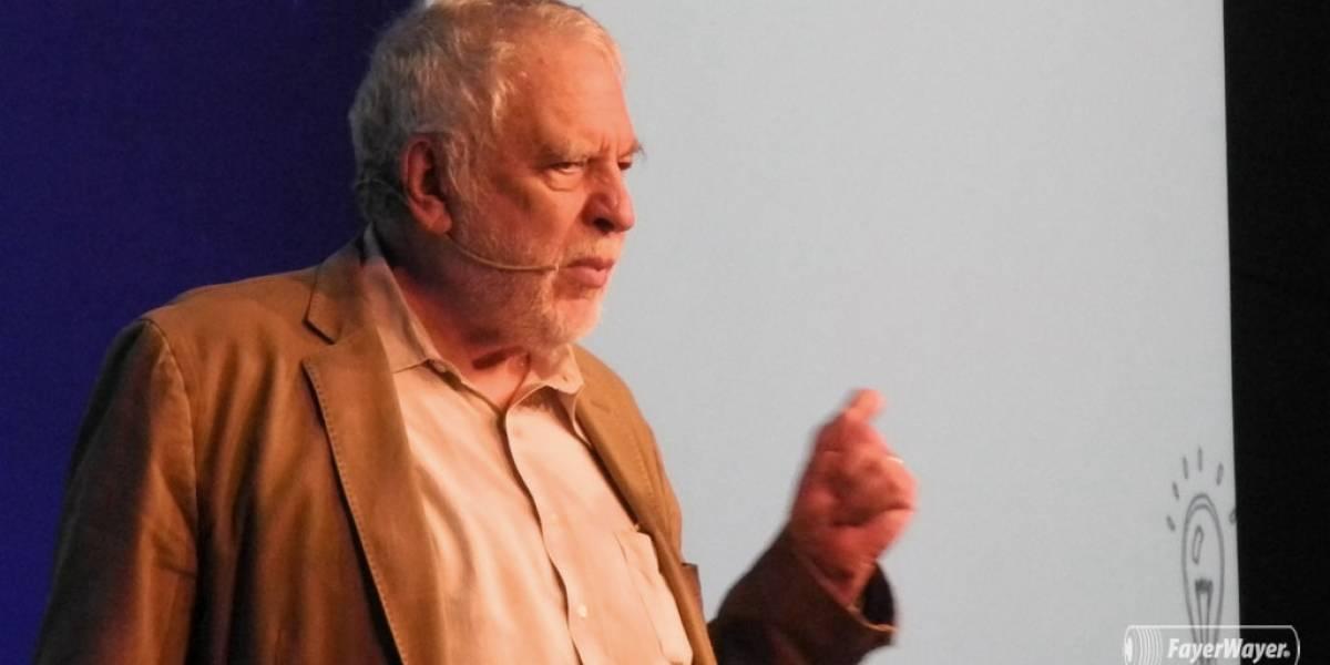 Fundador de Atari: Si no has fallado es porque no lo has intentado