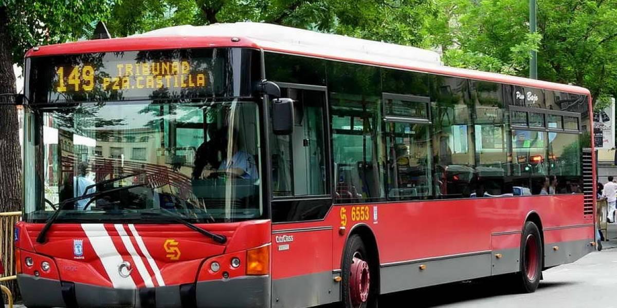 WiFi gratuito e ilimitado en los autobuses públicos de Madrid