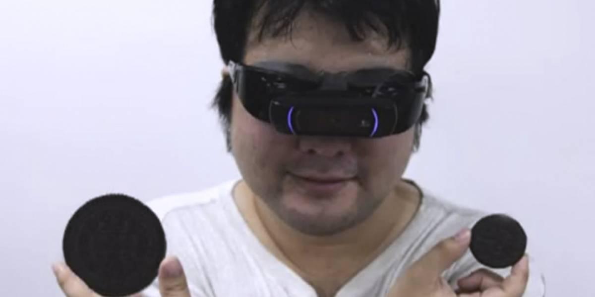 Crean lentes de realidad aumentada que ayudan a bajar de peso