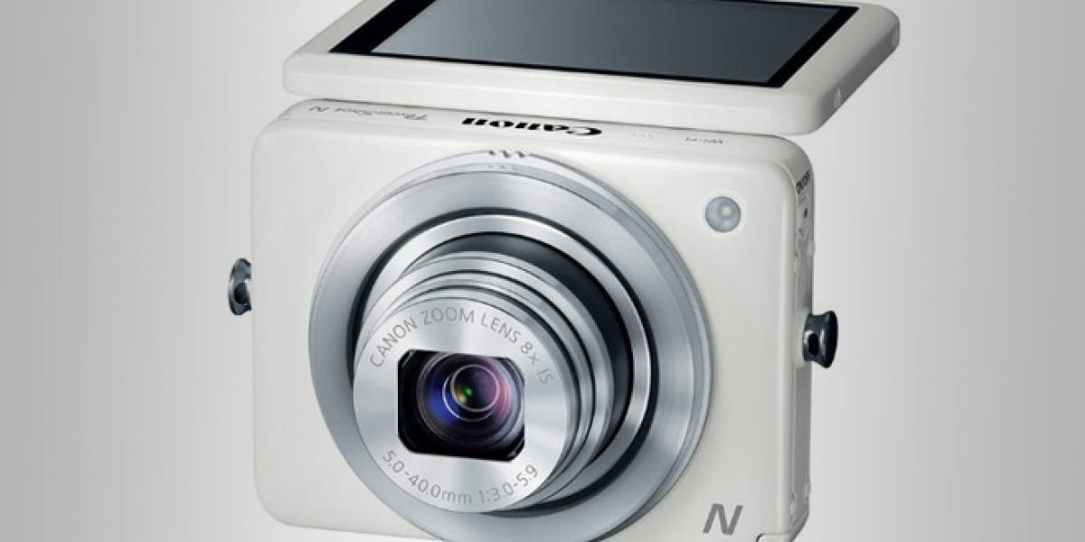 CES 2013: Canon renueva su catálogo de cámaras portátiles y de video