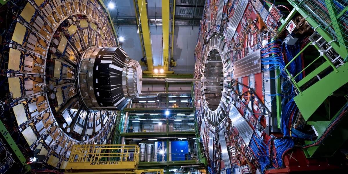 La materia oscura, próximo objetivo del acelerador de partículas de Ginebra