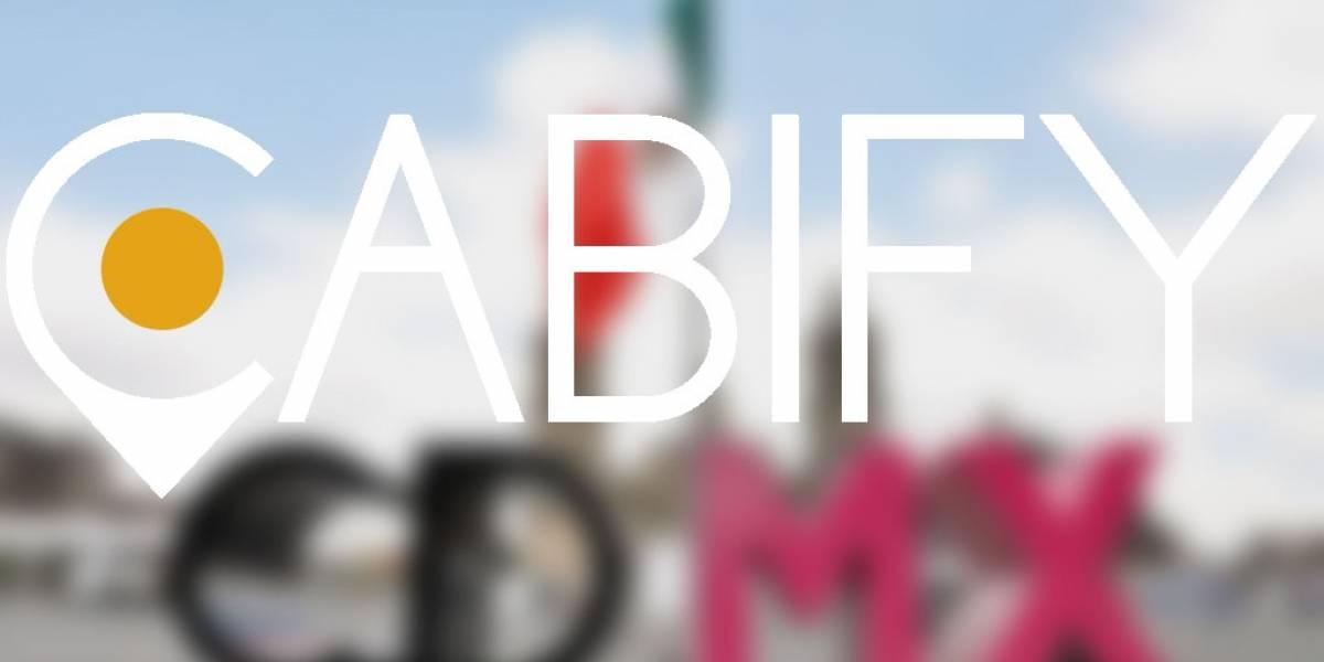 Cabify regala viajes a afectados por contingencia ambiental en CDMX