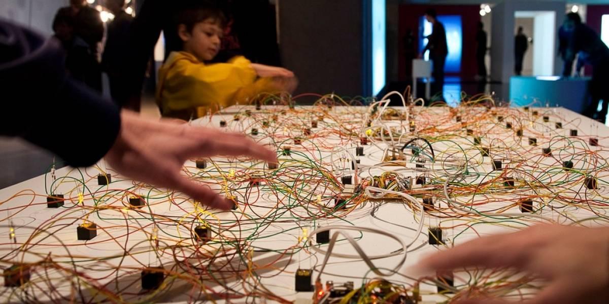 Performances, instalaciones y competencias en la Santiago Mini Maker Faire