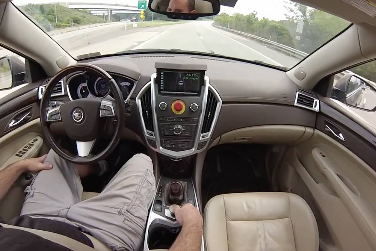 Un Cadillac autónomo recorre 53 kilómetros en tráfico real
