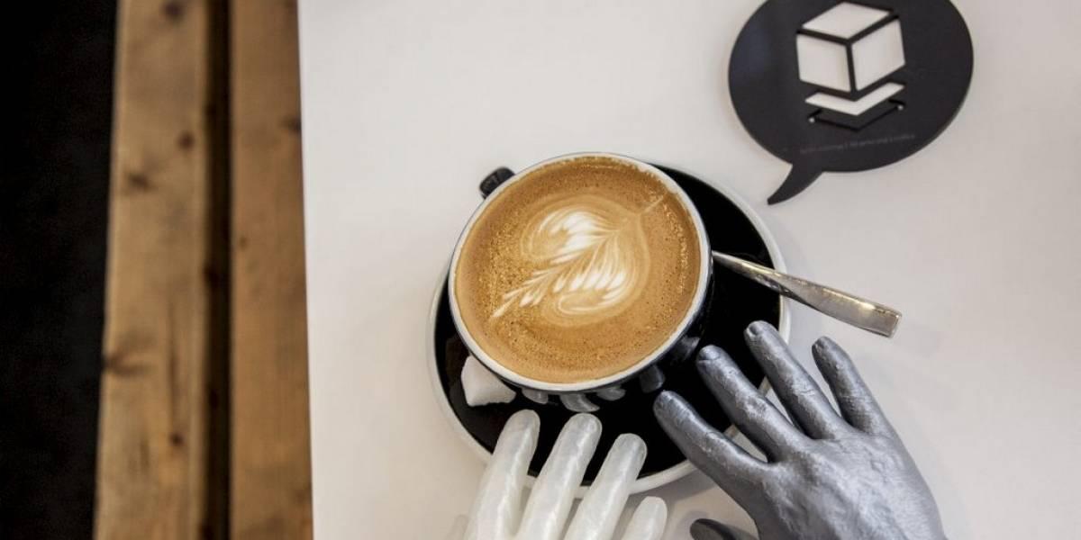 Impresoras 3D y café se unen en novedoso local londinense