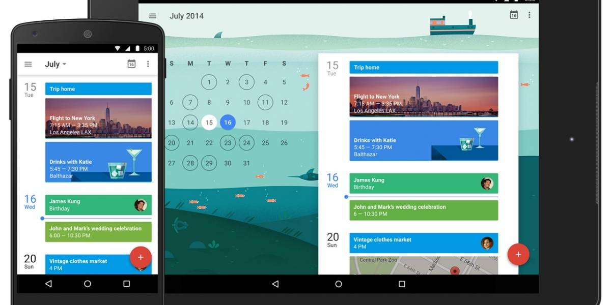 Google Calendar recibe actualización para generar eventos a partir de tu correo electrónico