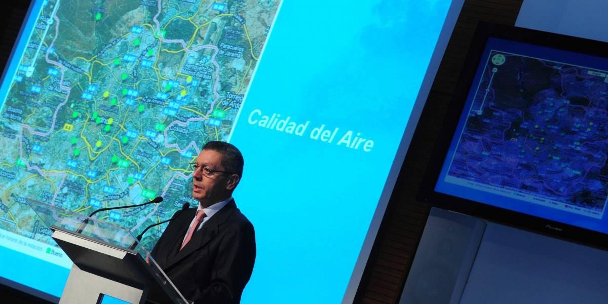 Madrileños podrán conocer vía web la calidad del aire que respiran