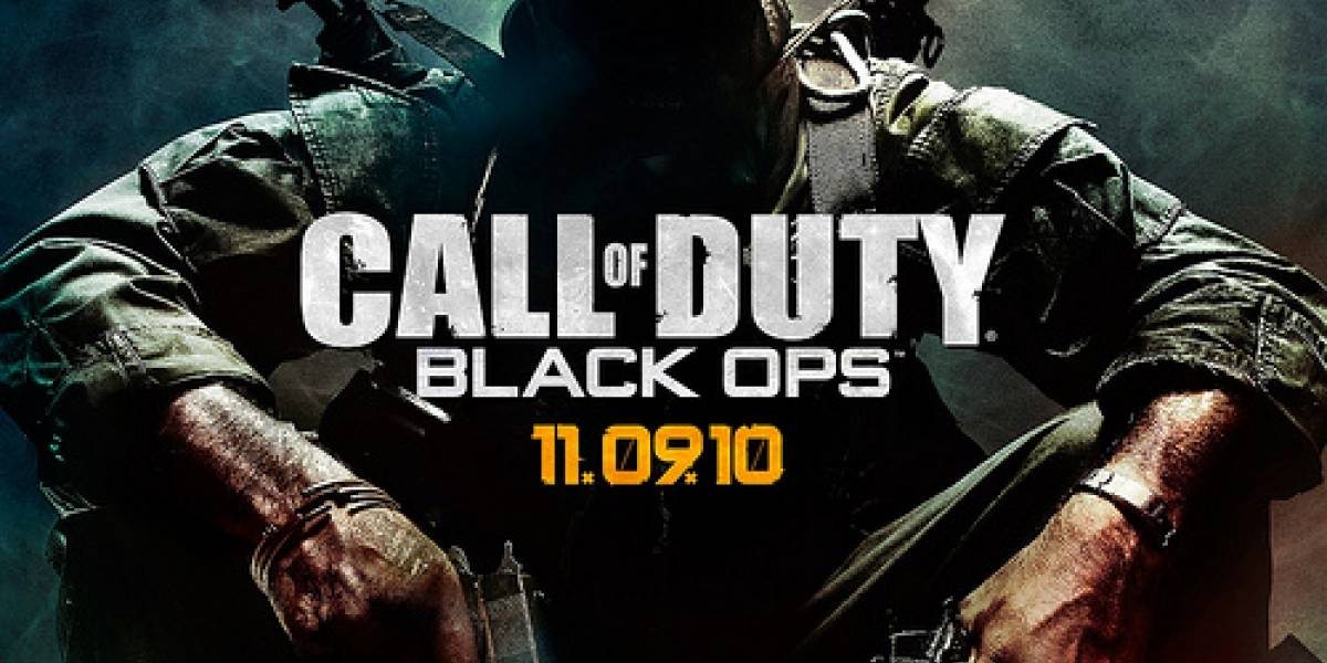 Call of Duty: Black Ops reune US$ 360 millones en sus primeras 24 horas en el mercado