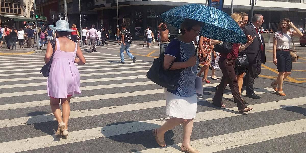 Confira a previsão do tempo para o final de semana na Grande São Paulo