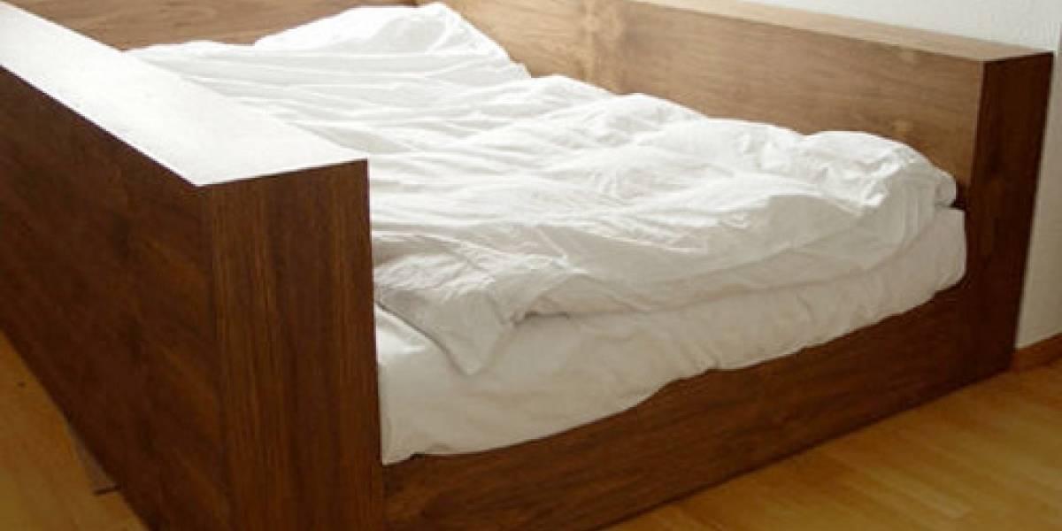 Chino crea una cama antisísmica