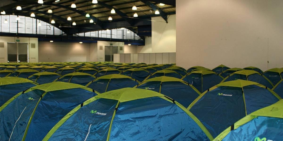 Colombia: Campus Party abrió hoy sus puertas