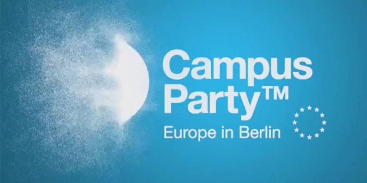 Cita en Berlín: Campus Party Europa ya se pone en marcha