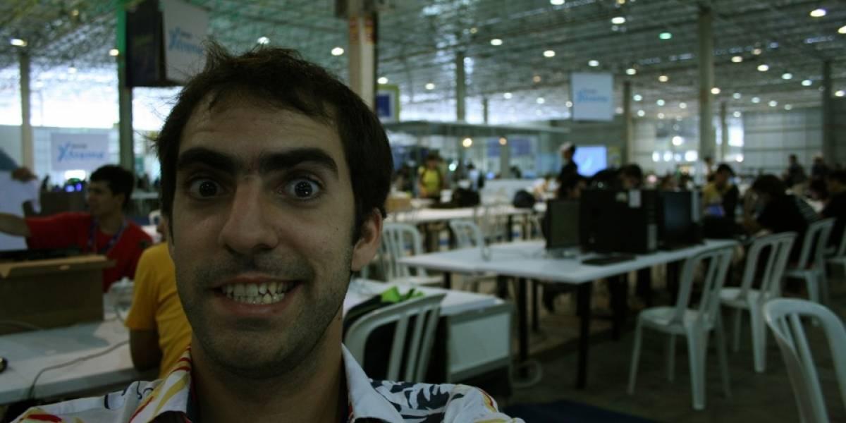 CPBR: Bienvenidos al Campus Party Brasil 2009!