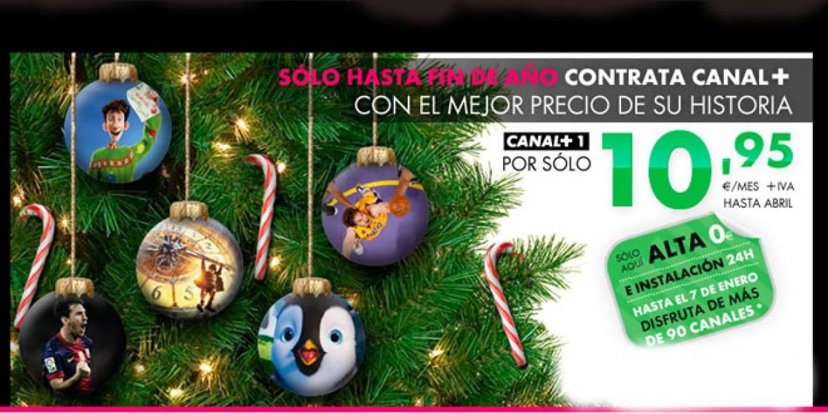 España: CANAL Plus te trae los mejores estrenos del cine a casa
