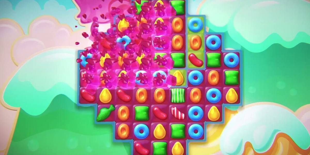 Candy Crush Jelly Saga disponible para jugar en Windows 10