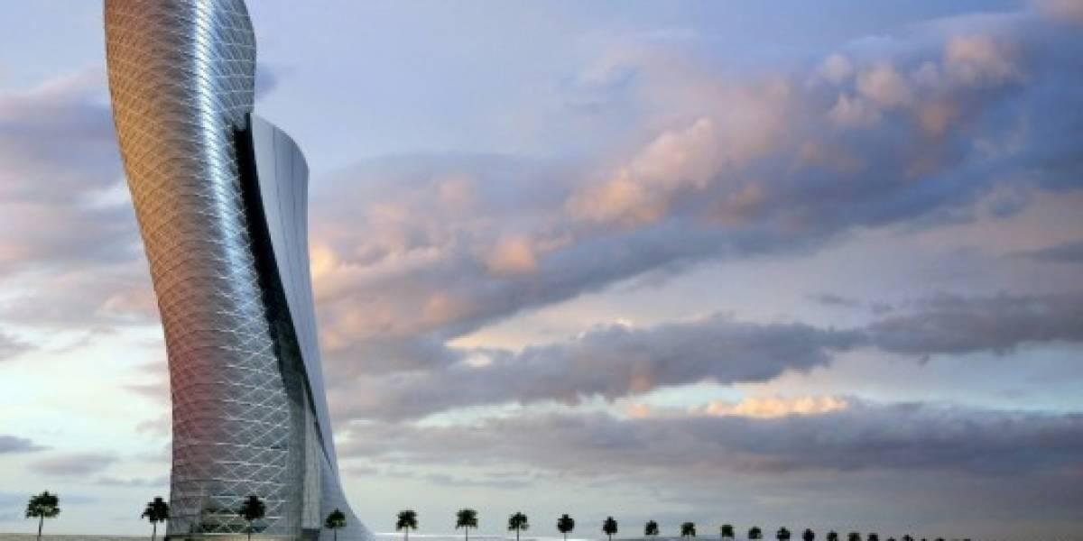 El edificio más inclinado del mundo