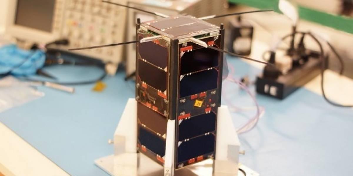 """Fue puesto en órbita el """"Capitán Beto"""", primer nano satélite argentino"""