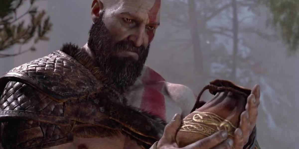 Oficial: God of War ya tiene fecha de salida