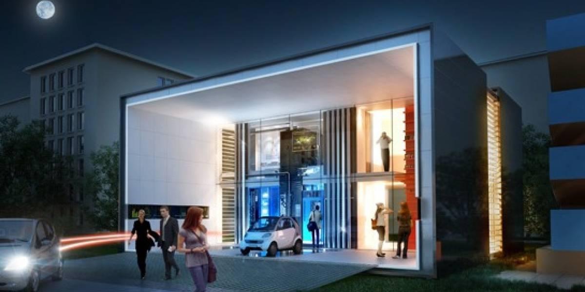 Plus-Energy: la casa solar que te va a hacer ganar dinero