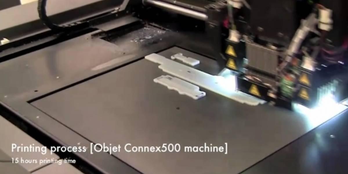 Ingeniero del MIT arma una flauta traversa con una impresora 3D
