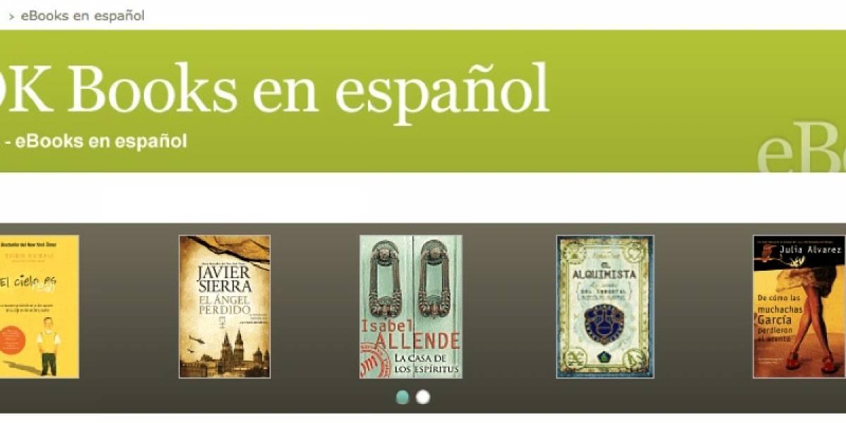 """Ventas de eBooks en español en Estados Unidos son """"sorprendentemente buenas"""""""