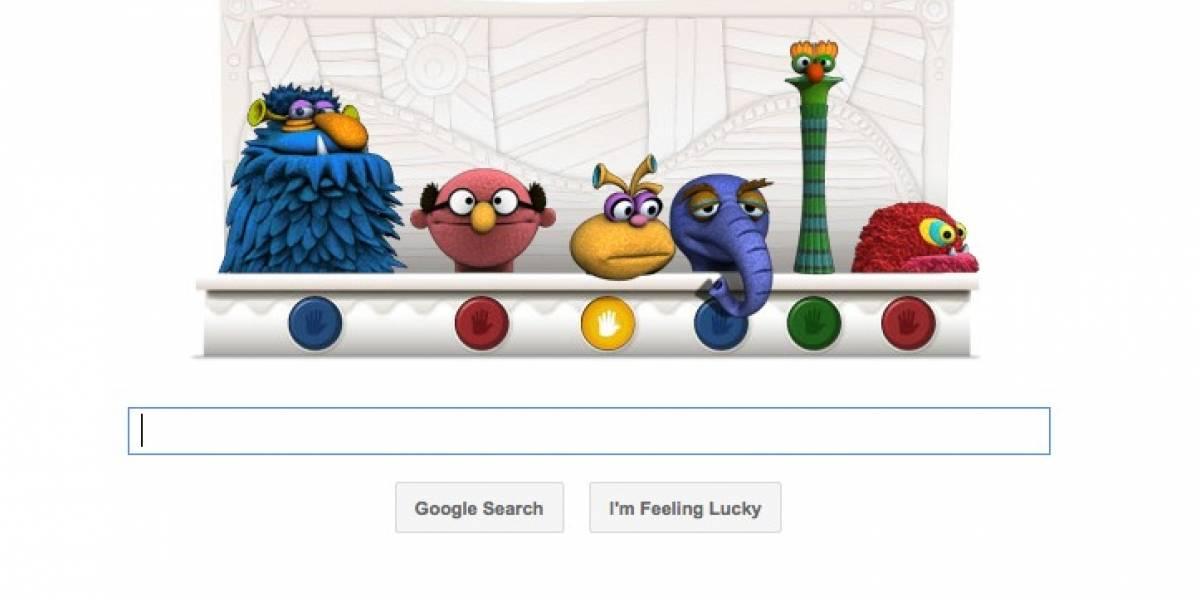 Google crea doodle para celebrar a Jim Henson, creador de los Muppets