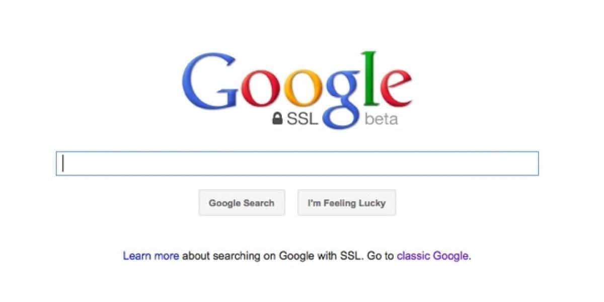 Google ofrecerá búsquedas encriptadas