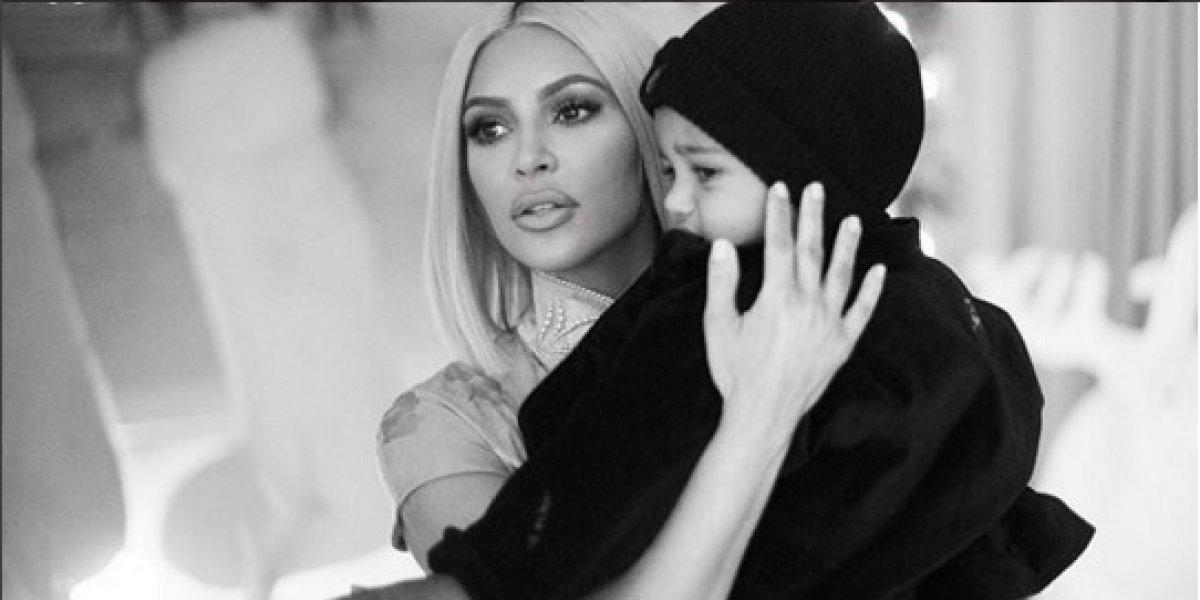 Kim Kardashian podrá amamantar a su bebé aunque no estuvo embarazada
