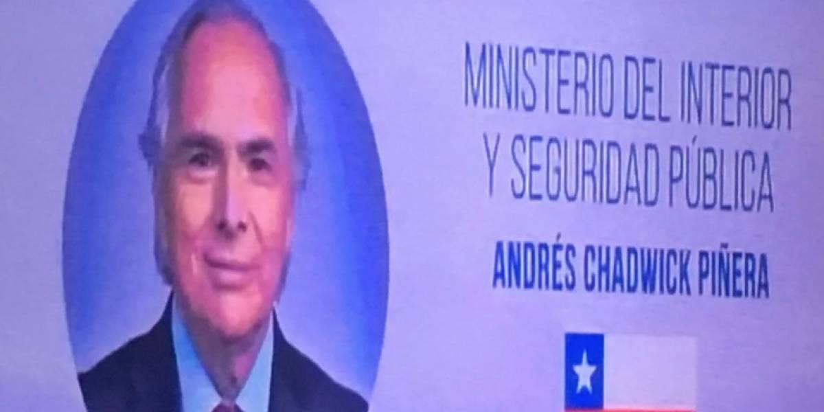 Sebastián Piñera presentó a los miembros de su Gabinete