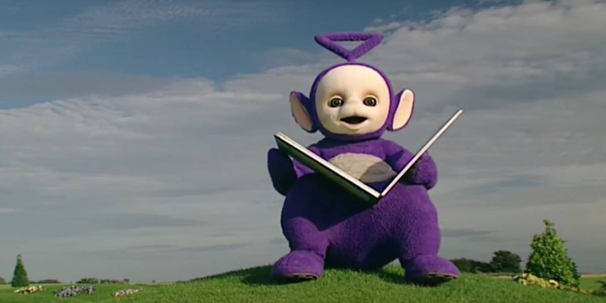 Murió el actor que interpretaba a Dinky Winky en los Teletubbies