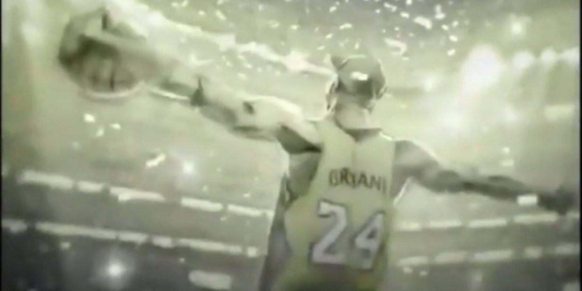 VIDEO: 'Dear Basketball', el cortometraje de Kobe Bryant, es nominado al Oscar