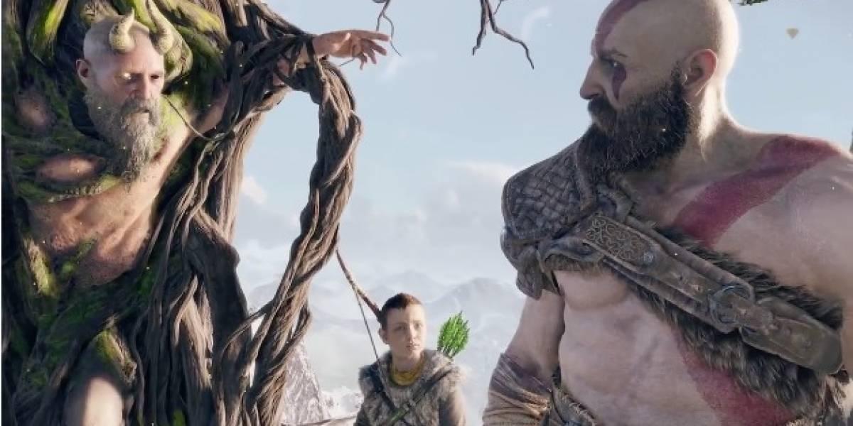 'God of War' ganha trailer dublado e data de lançamento para PS4