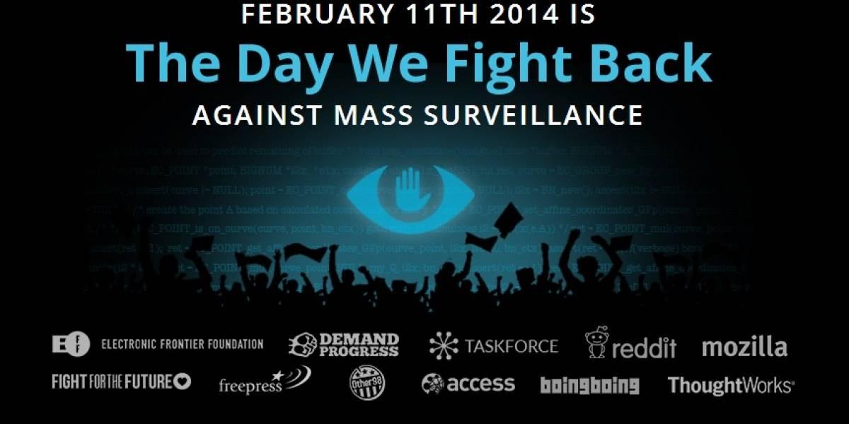 Internet se organiza para protestar este 11 de febrero contra los programas de espionaje