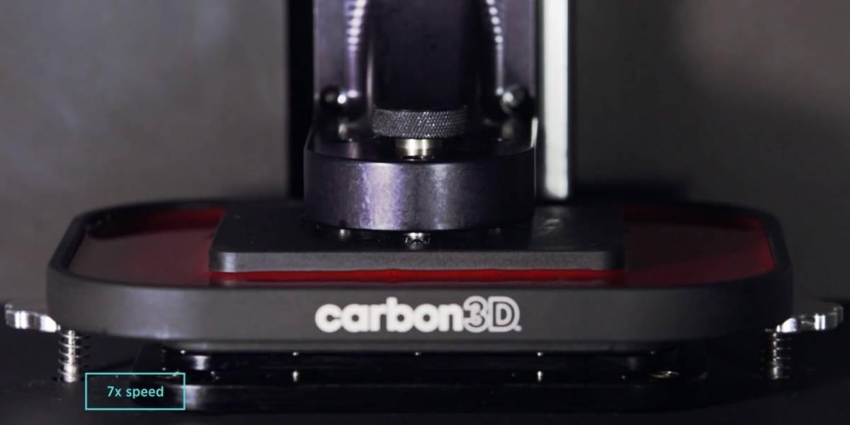 Carbon3D muestra su impresora 3D inspirada en Terminator