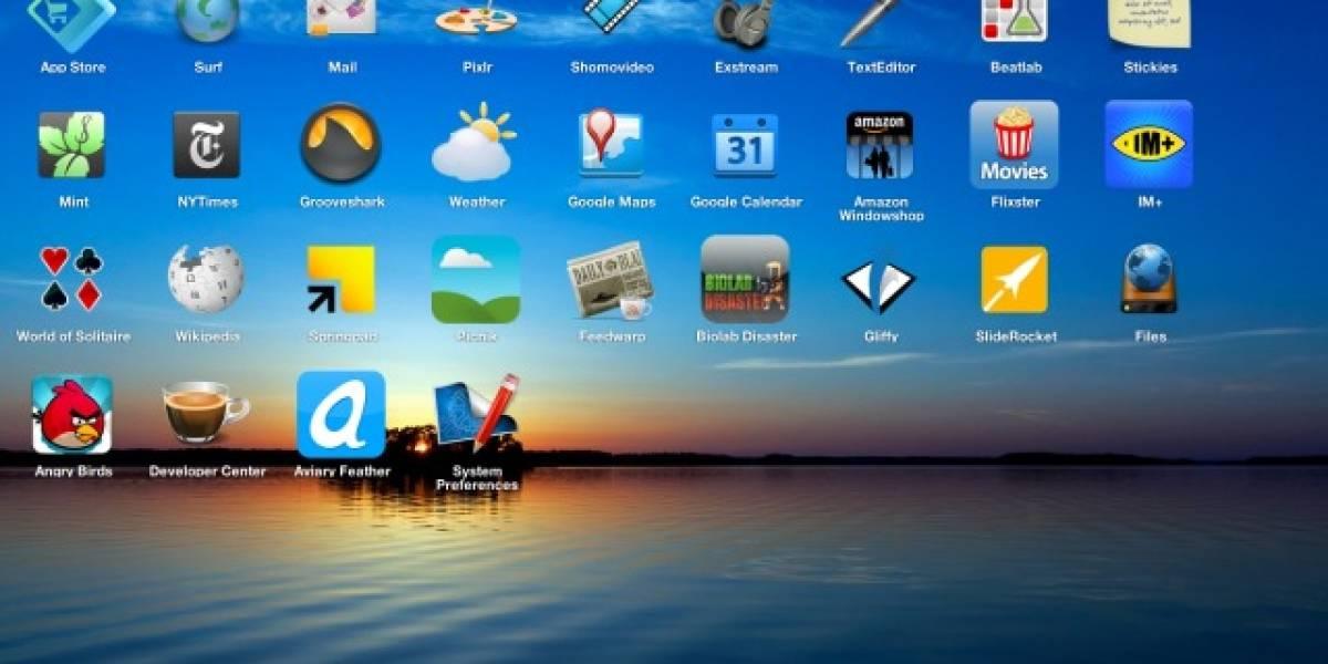 Carbyn, un sistema operativo en HTML5