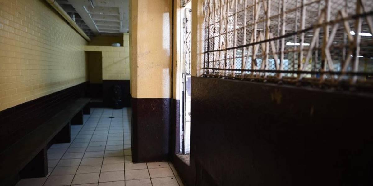 Presidios suspende traslado de reos a Tribunales por amenaza de pandilleros