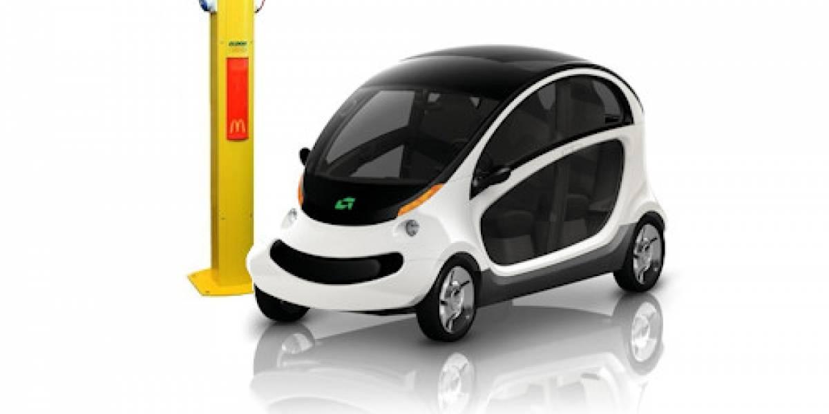 McDonald's ofrecerá cargar tu auto eléctrico