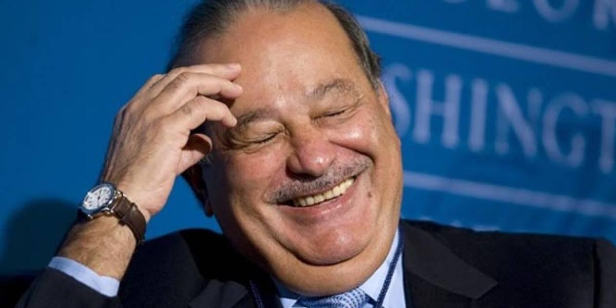 México: Carlos Slim compra a productora de televisión de EEUU