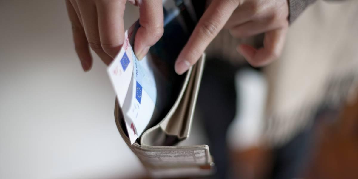 MasterCard se interesa por las huellas para pagos