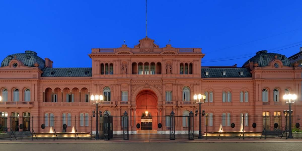 La pelea en Argentina por las cuentas en Twitter de la Casa Rosada