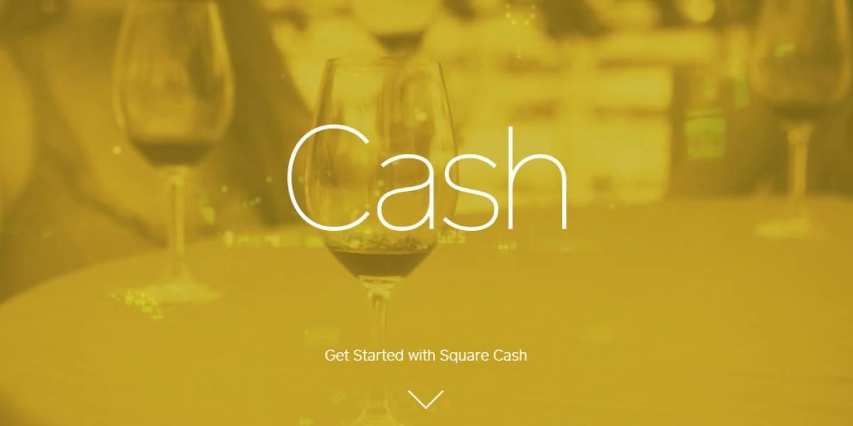Square Cash busca que cualquiera pueda enviar dinero por e-mail