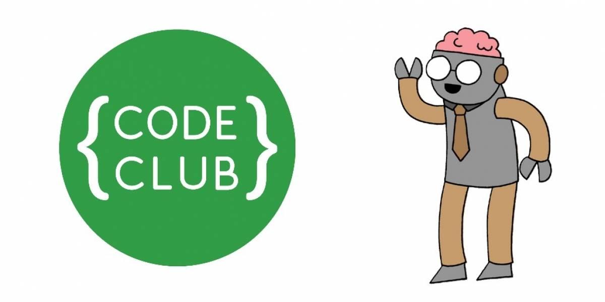 Niños aprenden a desarrollar aplicaciones y programación en Code Club