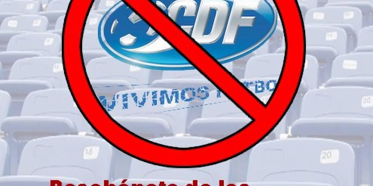 Chile: Twitter enciende ola de desabonados al CDF tras elecciones del fútbol