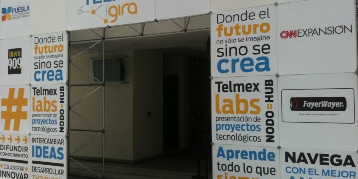 México: Resumen del primer día en la Gira Telmex Hub en Puebla