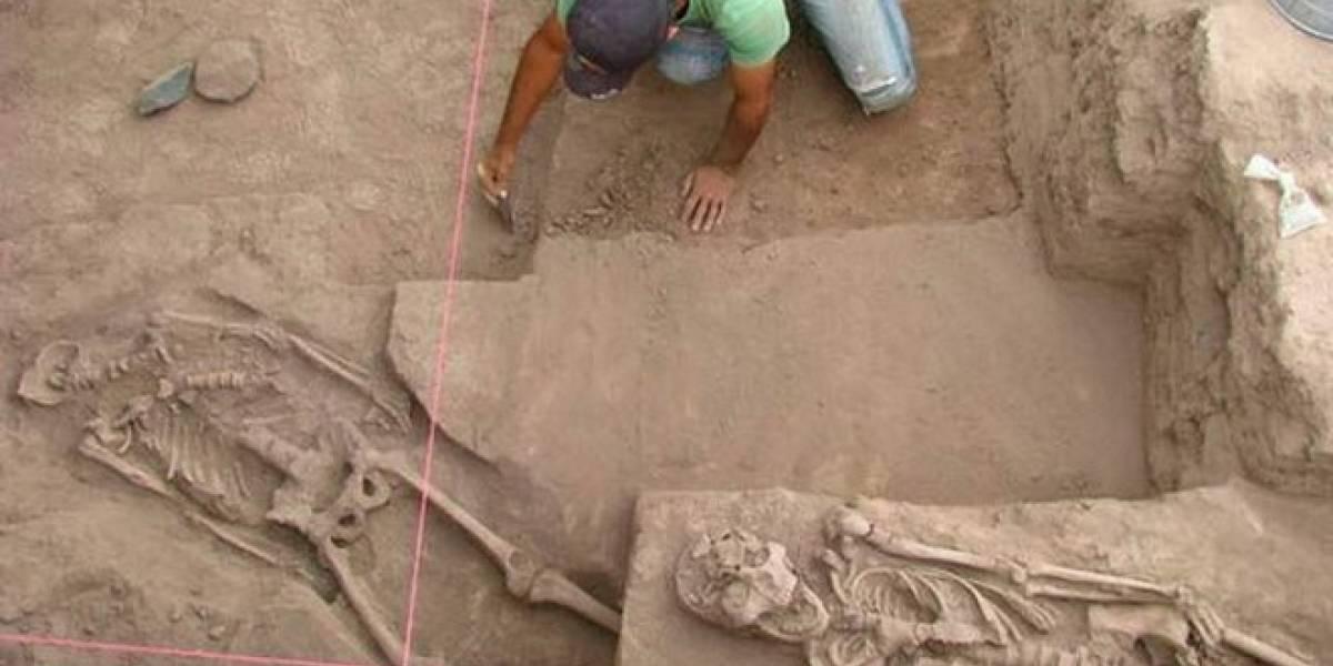 México: Descubren restos de cementerio prehispánico en Sonora