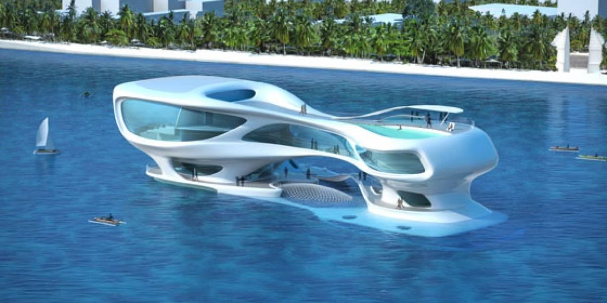 "Indonesia tendrá futurista centro de estudio de tsunamis ""in-situ"""